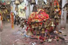बौदीकाली-२, डेढगाउँ स्थित रहेको अकलादेवी  मन्दिर ऐतिहासिक तथा पुरातात्विक हिसाबले ख्यातिप्राप्त छ । यहाँ दिनहुँ भक्तजनहरुको भिड लाग्ने गर्दछ ।